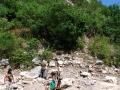 17.scavo archeologico del sito preistorioc de la rocca di oratino, 2015.JPG