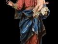 Carmine Latessa, Madonna del Rosario, 1715 ca., Oratino, chiesa Santa Maria di Loreto 2.JPG