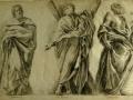 Niccolò Falocco, Gli Apostoli San Simone, Sant'Andrea e San Taddeo, Collezione Giuliani, Venafro, Museo Nazionale di Catello Pandone.JPG