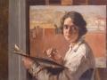 Nicola Giuliani, La pittrice, Campobasso, collezione privata.jpg